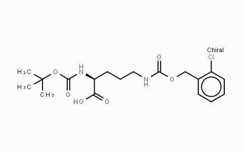 Boc-Orn(2-Cl-Z)-OH