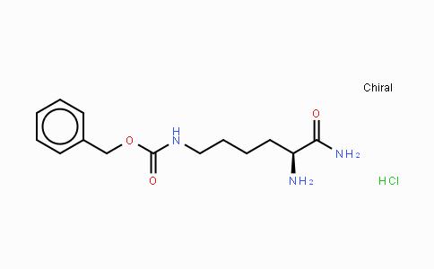 H-Lys(Z)-NH2.HCl