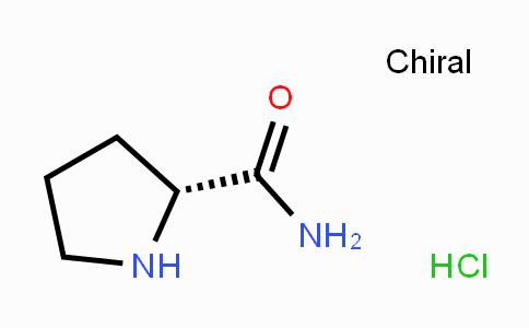 H-D-Pro-NH2.HCl