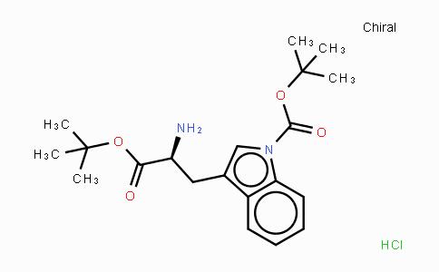 H-Trp(Boc)-OtBu.HCl