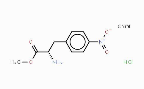 H-D-Phe(4-NO2)-Ome.HCl