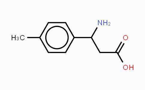 DL-3-Amino-3-p-tolyl-propionic acid