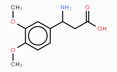 DL-3-Amino-3-(3,4-dimethoxy-phenyl)-propionic acid