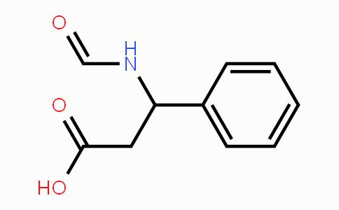 3-(formylamino)-3-phenylpropanoic acid