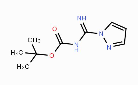 N-Boc-1H-pyrazole-1-carboxamidine