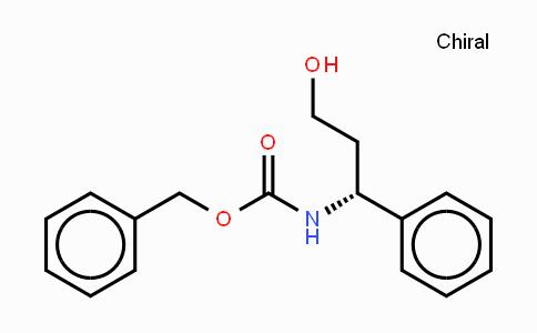 Cbz-R-3-amino-3-phenylpropan-1-ol