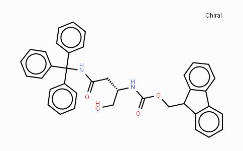 FMOC-ASPARAGINOL(TRT)