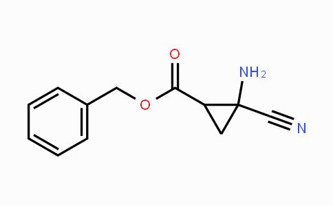 Cbz-1-Amino-1-cyclopropanecarbonitrile