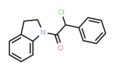 1-[Chloro(phenyl)acetyl]indoline