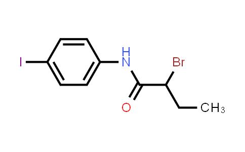 2-Bromo-n-(4-iodophenyl)butanamide