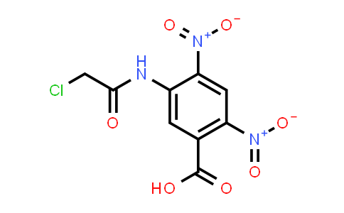5-[(Chloroacetyl)amino]-2,4-dinitrobenzoic acid