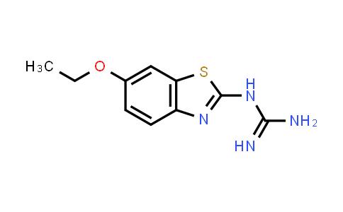 N-(6-Ethoxy-1,3-benzothiazol-2-yl)guanidine