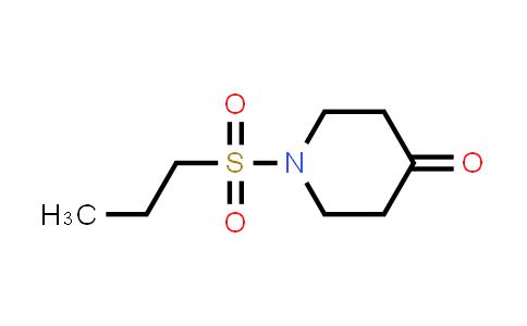 1-(Propylsulfonyl)piperidin-4-one