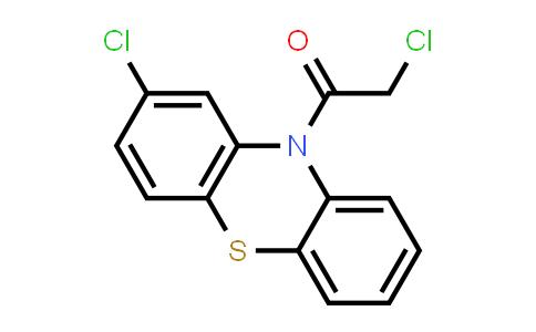 2-Chloro-10-(chloroacetyl)-10H-phenothiazine