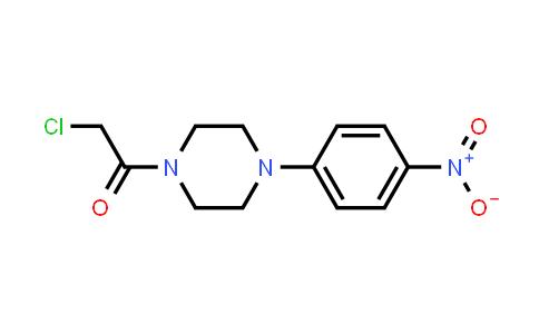1-(Chloroacetyl)-4-(4-nitrophenyl)piperazine