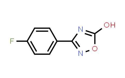 3-(4-Fluorophenyl)-1,2,4-oxadiazol-5-ol