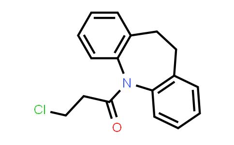 5-(3-Chloropropanoyl)-10,11-dihydro-5H-dibenzo[B,f]azepine