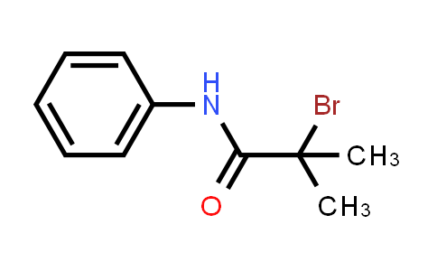 2-Bromo-2-methyl-n-phenylpropanamide