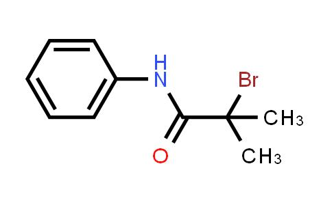 2-Bromo-2-methyl-n-phenylpropanamide