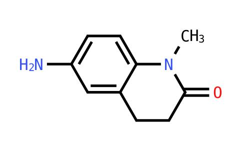 6-Amino-1-methyl-1,2,3,4-tetrahydroquinolin-2-one