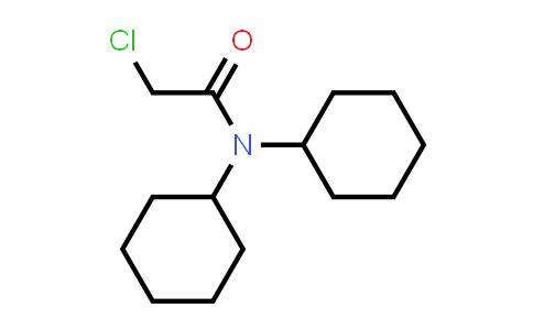 2-Chloro-N,N-dicyclohexylacetamide