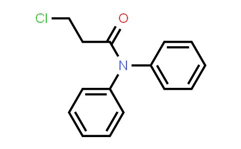 3-Chloro-N,n-diphenylpropanamide