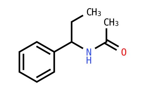 N-(1-Phenylpropyl)acetamide