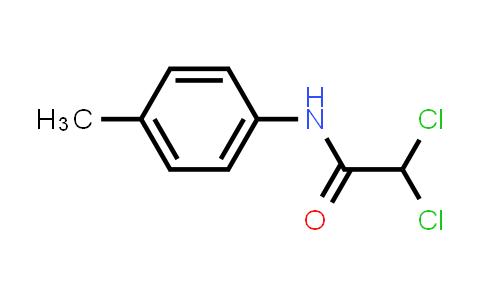 2,2-Dichloro-N-(4-methylphenyl)acetamide