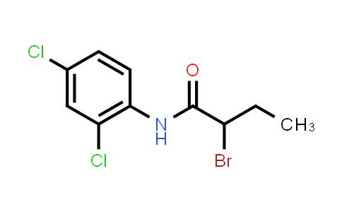 2-Bromo-n-(2,4-dichlorophenyl)butanamide