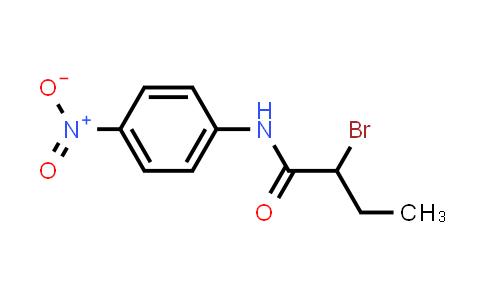 2-Bromo-n-(4-nitrophenyl)butanamide