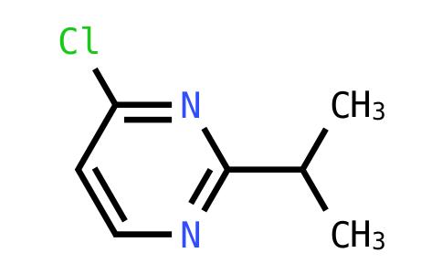 4-Chloro-2-(propan-2-yl)pyrimidine