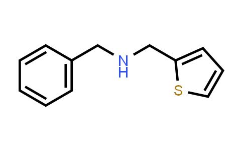 1-Phenyl-N-(2-thienylmethyl)methanamine