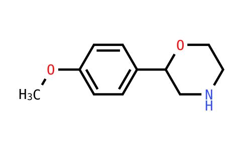 2-(4-Methoxyphenyl)morpholine