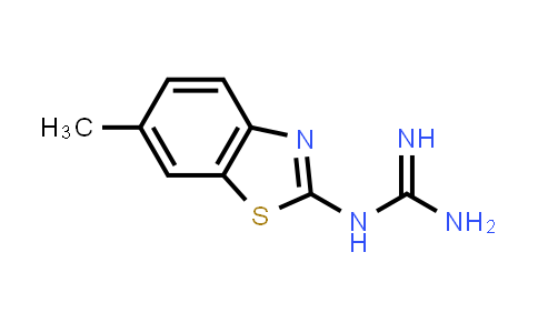 N-(6-Methyl-1,3-benzothiazol-2-yl)guanidine