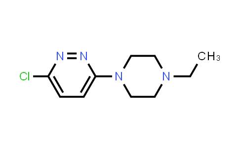 3-Chloro-6-(4-ethylpiperazin-1-yl)pyridazine