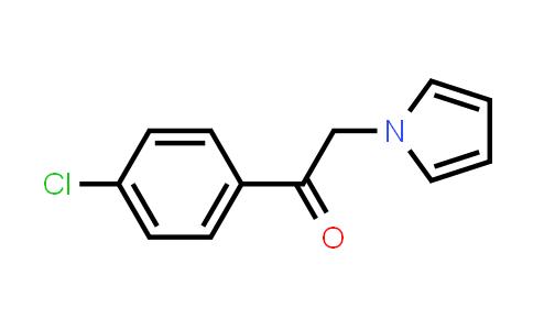 1-(4-Chlorophenyl)-2-(1H-pyrrol-1-yl)ethanone