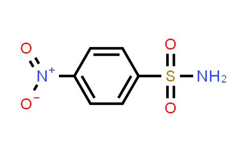 4-Nitrobenzenesulfonamide