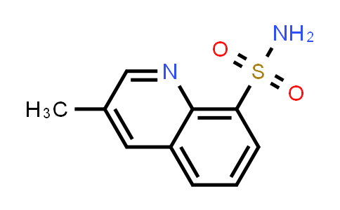 953900-55-5 | 3-Methylquinoline-8-sulfonamide