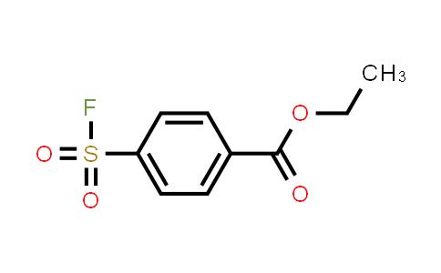 366-85-8 | Ethyl 4-(fluorosulfonyl)benzoate