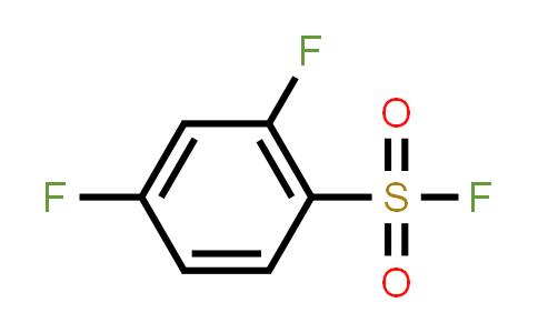 3782-65-8 | 2,4-Difluorobenzene-1-sulfonyl fluoride
