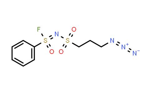 N-[(3-azidopropyl)sulfonyl]- Benzeesulfonimidoyl fluoride
