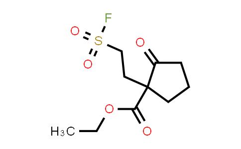 1839620-96-0 | 1-[2-(fluorosulfonyl)ethyl]-2-oxo-, ethyl ester Cyclopentanecarboxylic acid