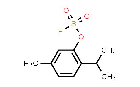 5-methyl-2-(1-methylethyl)phenyl ester,Fluorosulfuric acid