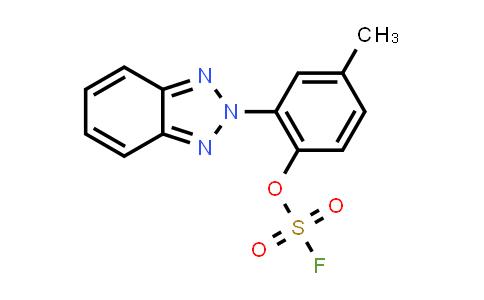 1839621-07-6 | 2-(1,2,3-benzotriazol-2-yl)-4-methylphenyl sulfurofluoridate