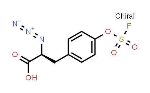 1839621-15-6 | α-azido-4-[(fluorosulfonyl)oxy]-, (αS)-Benzenepropanoic acid