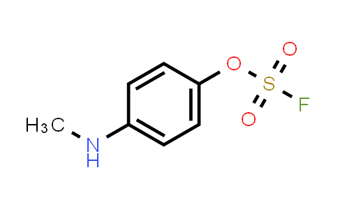 4-(methylamino)phenyl sulfurofluoridate