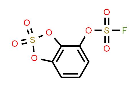 1839621-24-7 | 2,2-dioxo-1,3,2lambda6-benzodioxathiol-4-yl sulfurofluoridate