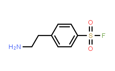 34284-75-8 | 4-(2-aminoethyl)benzene-1-sulfonyl fluoride