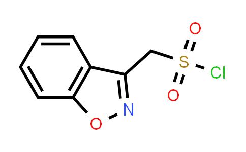 73101-65-2 | 1,2-Benzoxazol-3-ylmethanesulfonyl chloride