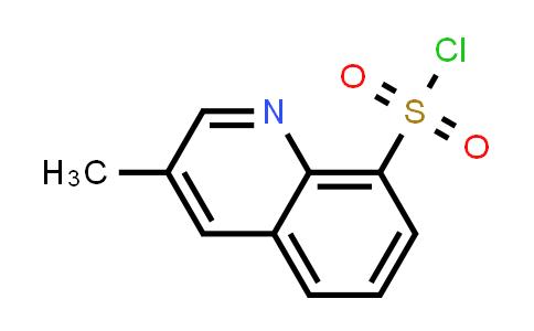 74863-82-4 | 3-Methylquinoline-8-sulfonyl Chloride